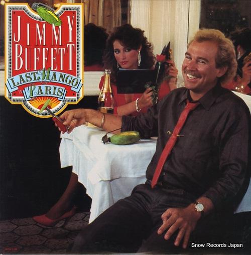 BUFFETT, JIMMY last mango in paris MCA-5600 - front cover