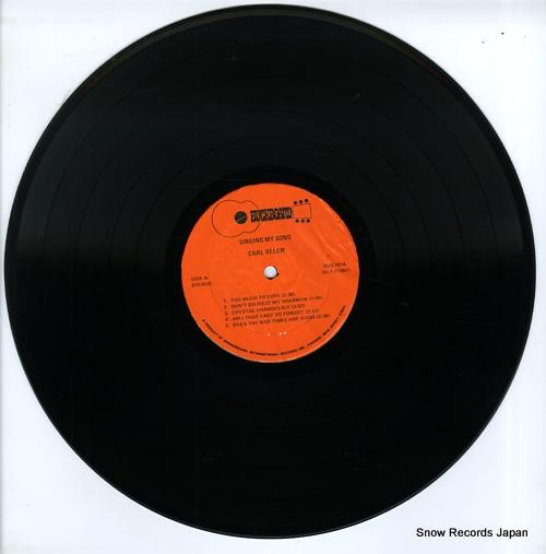 BELEW, CARL singing my song BBS-1014 - disc