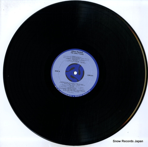 PAYCHECK, JOHNNY the early years LSM-571 - disc