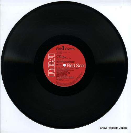 MOLINARI-PRADELLI, FRANCESCO puccini; la rondine RX-2822-23 - disc