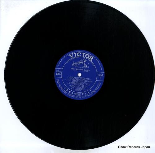 V/A smoky mountain ballads VRA-5005 - disc