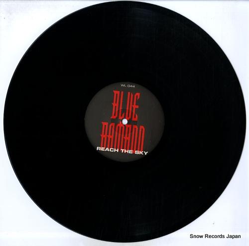 BLUE BAMBOO reach the sky WL044 - disc
