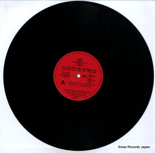 TERRA WAN caramba dance 2 dis Z9 - disc