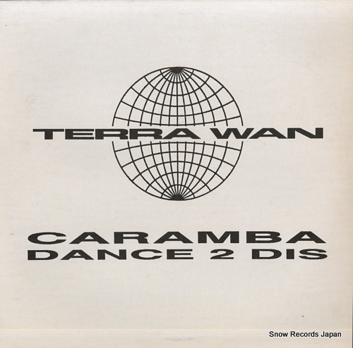 TERRA WAN caramba dance 2 dis Z9 - front cover