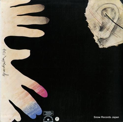 MAYA, MARIO camelamos naquerar (queremos hablar) EDX-73308 - back cover