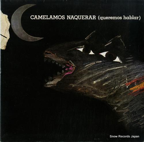 MAYA, MARIO camelamos naquerar (queremos hablar) EDX-73308 - front cover