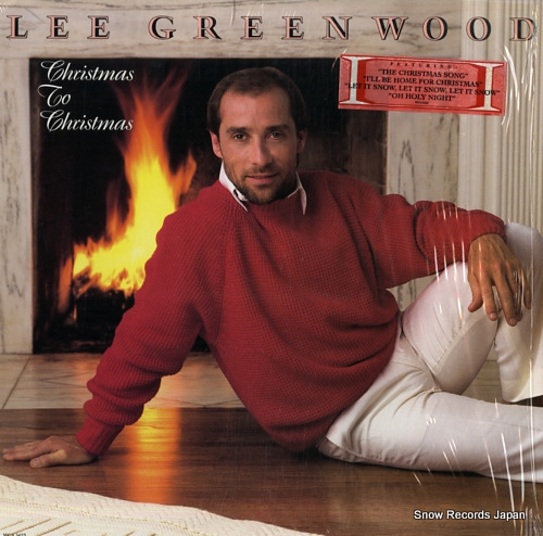 GREENWOOD, LEE christmas to christmas MCA-5623 - front cover