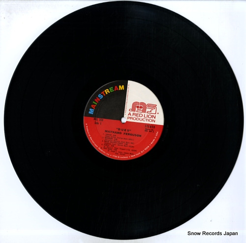 FERGUSON, MAYNARD dues MRL359 - disc