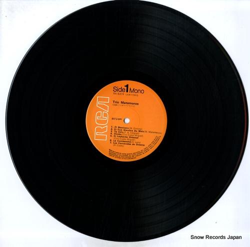 TRIO MATAMOROS trio matamoros RA-5374 - disc