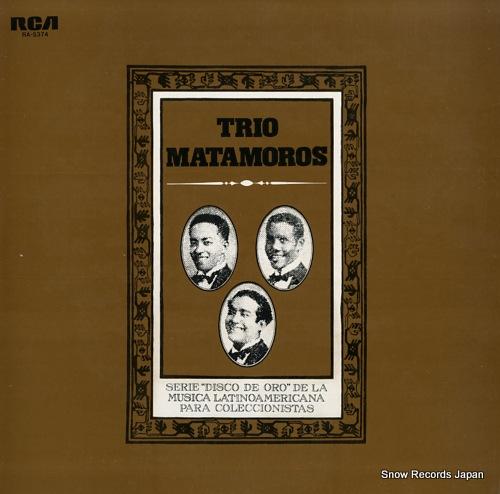 TRIO MATAMOROS trio matamoros RA-5374 - front cover