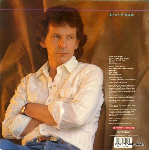 STEWART, GARY brand new HT8014 - back cover