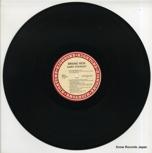 STEWART, GARY brand new HT8014 - disc