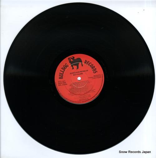 CLARK, ROY 20 golden pieces of roy clark BDL2038 - disc