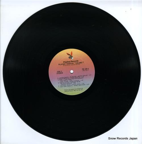 V/A playboy country volume 1 PB-129 - disc