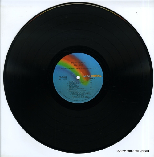 TILLIS, MEL big n' country CB-20063 - disc