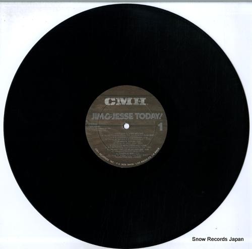 JIM AND JESSE jim & jesse today! CMH-6250 - disc