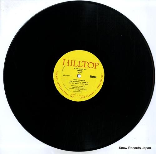 THOMPSON, HANK hank thompson & his brazos valley boys JS-6057 - disc