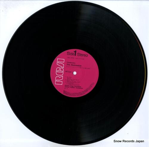 FIEDLER, ARTHUR tchaikovsky; the nutcracker RGC-1018 - disc