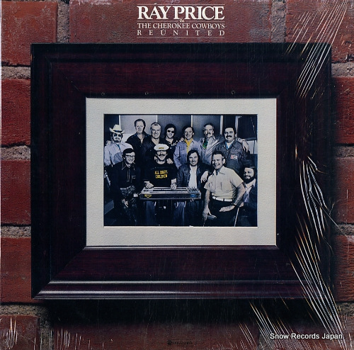 PRICE, RAY reunited DO-2073 - front cover