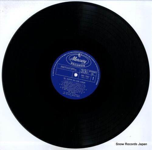 AUSTIN, SIL golden tenor sax de luxe SMX-7002 - disc
