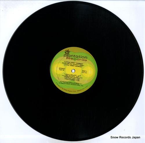 DEMPSEY, LITTLE JIMMY little jimmy dempsey picks on big johnny cash PLP-10 - disc