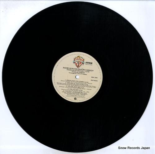 CASSIDY, SHAUN room service BSK3351 - disc
