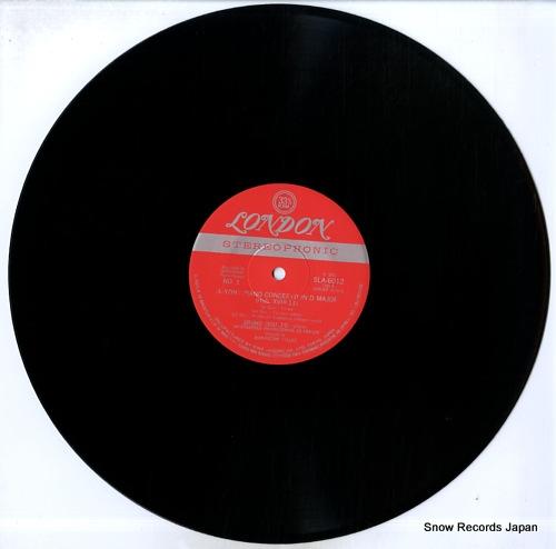 RIGUTTO, BRUNO haydn; piano concertos SLA6012 - disc