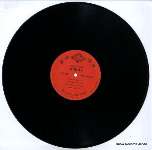 REDDY, HELEN reddy LM-2990 - disc