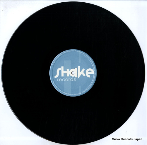 FUNK AND DARK come to me SHK001-02 - disc