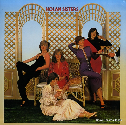 NOLAN SISTERS, THE the nolan sisters SEPC83892 - front cover