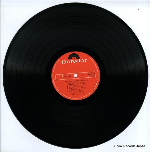 AKIMOTO, KAORU, AND ALL STARS tenor sax / blues no subete MR-9001/02 - disc