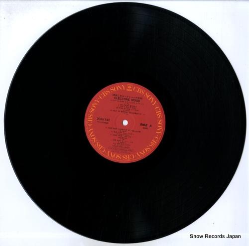 MICHI, SHIRO electone mood 20AH540 - disc