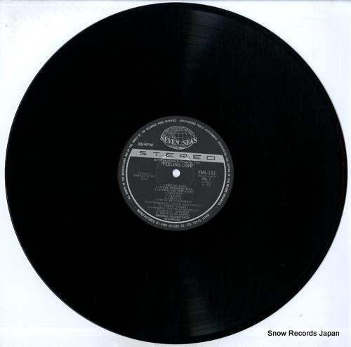 CONTINIELLO, UBALDO feeling love FML-101 - disc