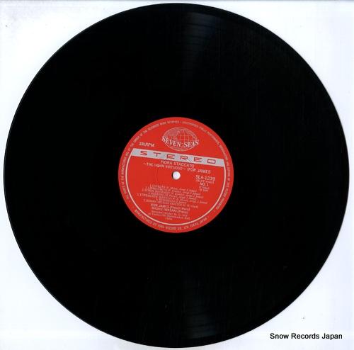 JAMES, IFOR hora staccato - the horn virtuoso - SLA1239 - disc