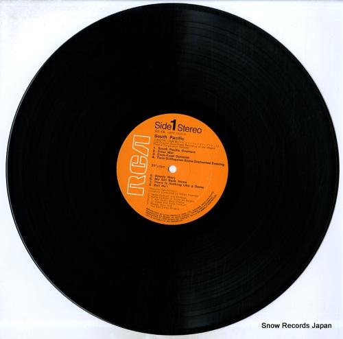 SOUNDTRACK south pacific SX-46 - disc