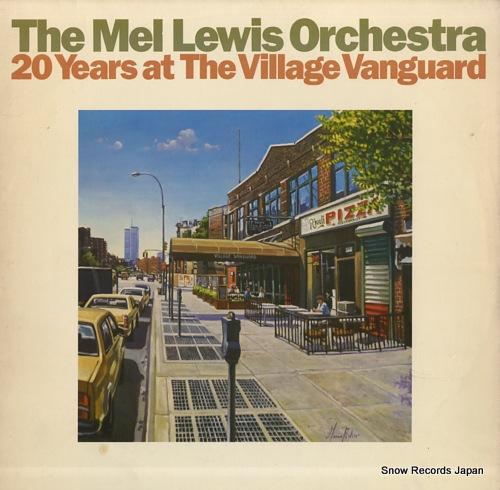 メル・ルイス 20 years at the village vanguard 81655-1