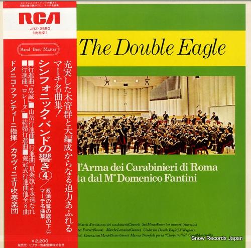 FANTINI, DOMENICO under the double eagle JRZ-2550 - front cover