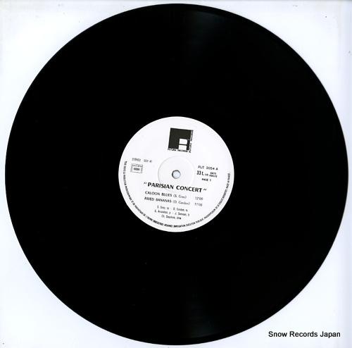 GORDON, DEXTER, SONNY GREY, GEORGES ARVANITAS TRIO parisian concert GER41/FUT2054 - disc