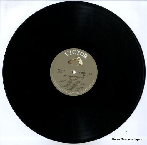 PRADO, PEREZ super deluxe SWX-10104 - disc