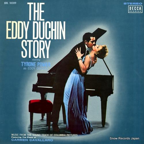 CAVALLARO, CARMEN the eddy duchin story SDL10209 - front cover