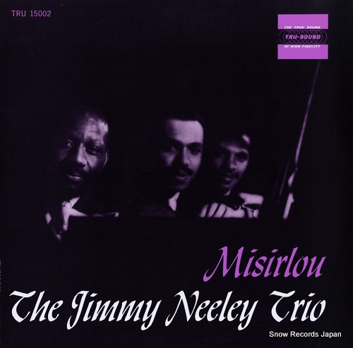 NEELEY, JIMMY misirlou WWLJ-7082 - front cover