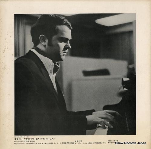 CICERO, EUGEN romantic swing YS-2319-MP - back cover