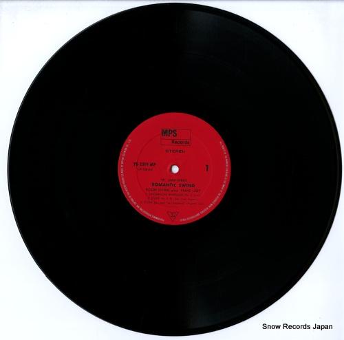 CICERO, EUGEN romantic swing YS-2319-MP - disc