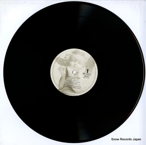 GIULINI, CARLO MARIA debussy; la mer / nocturnes EAC-30332 - disc