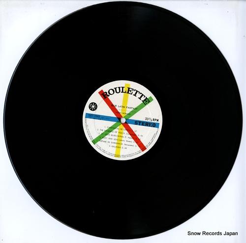 MORALES, NORO blue latin fantasy SJET-7048 - disc