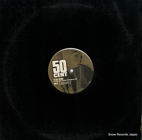 50 CENT p.i.m.p. (remix) B0000888-11 - back cover