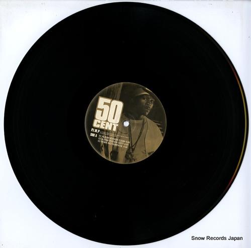 50 CENT p.i.m.p. (remix) B0000888-11 - disc