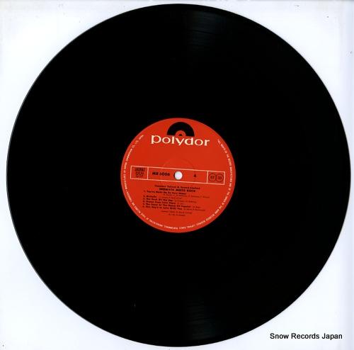 INOMATA, TAKESHI, AND SOUND LIMITED inomata meets rock MR5006 - disc