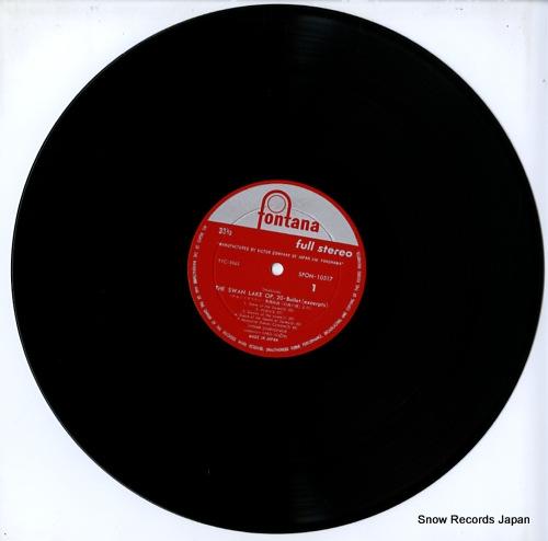 ANCERL, KAREL tchaikovsky; swan lake suite / nutcracker suite SFON-10517 - disc