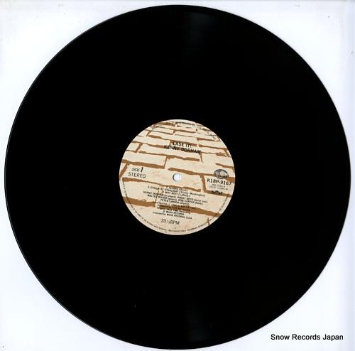 DORHAM, KENNY ease it! K18P-9167 - disc